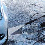 Autowaschen im Winter - Pflege-Tipps