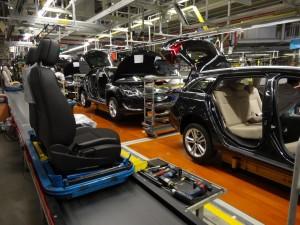Autoproduktion und Neuwagenmarkt