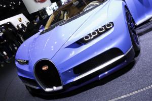 Genfer Autosalon | Bugatti Chiron | autoreparaturen.de