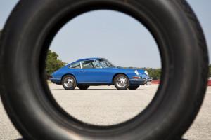 Orginalgetreue Reifen für Porsche-Klassiker