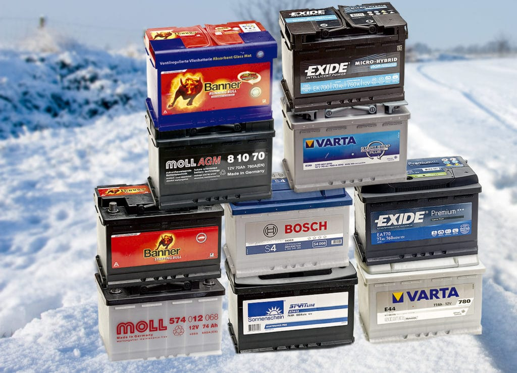 Der Winter ist für die Autobatterien die härteste Zeit. Einige machen schnell schlapp.