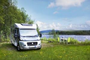 Caravan oder Wohnmobil Check