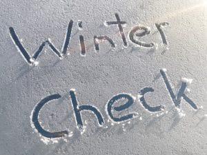 Wintercheck am Auto durchführen: So kommst du jedes Jahr sicher durch den Winter!
