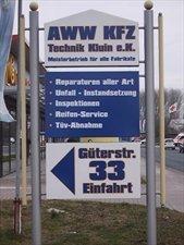 AWW KFZ Service Kluin