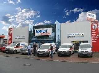 Schmidt Autoteile Die Werkstatt GmbH