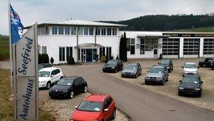 Autohaus Seefried Ziemetshausen GmbH