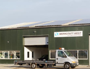 Leja & Platz GbR, Werkstatt-West