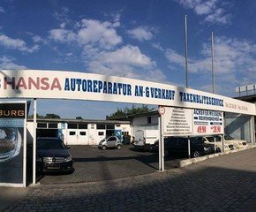 Hansa-Autoreparatur